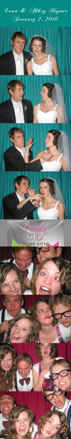 photo booth samples from utah and las vegas